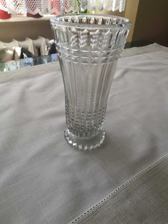 Wazon stary szkło szklany