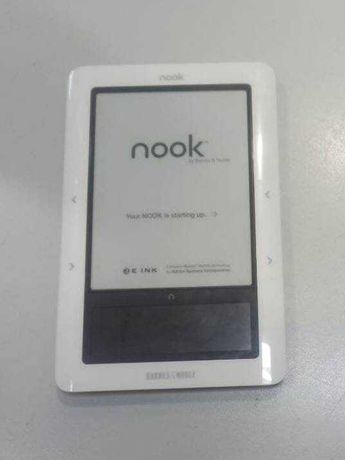 Электронная книга E Ink Barnes&Noble Nook 1st edition BNRZ100 3G Wi‑Fi
