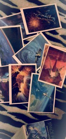 Коллекция открыток Космос (не полный)