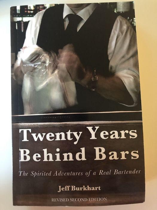"""Sprzedam książkę """"Twenty years behind the bars"""" Jeff Burkhart Warszawa - image 1"""