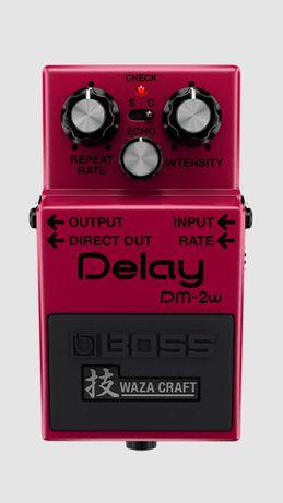 Pedal delay boss DM2w