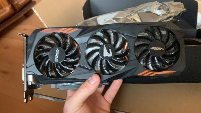 Karta graficzna Gigabyte Aorus GeForce GTX 1060 6GB