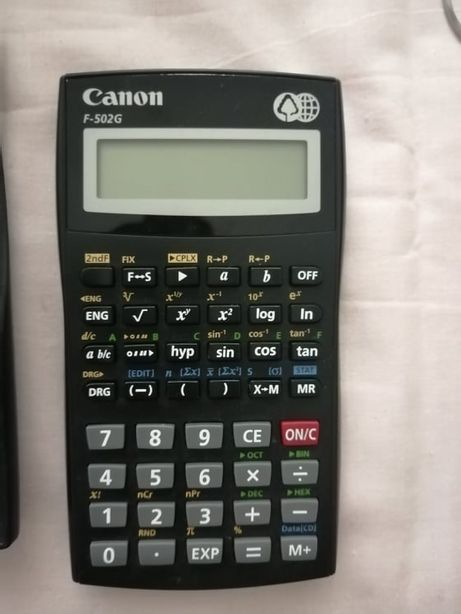 Calculadora Cannon