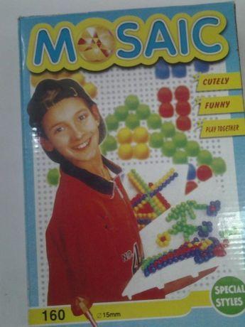 """Игра """"Мазаика"""" для детей от 3х лет."""