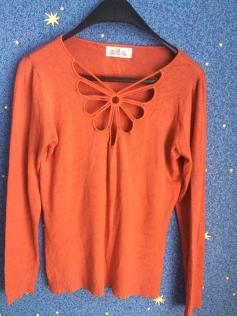 Bluzeczka sweterkowa