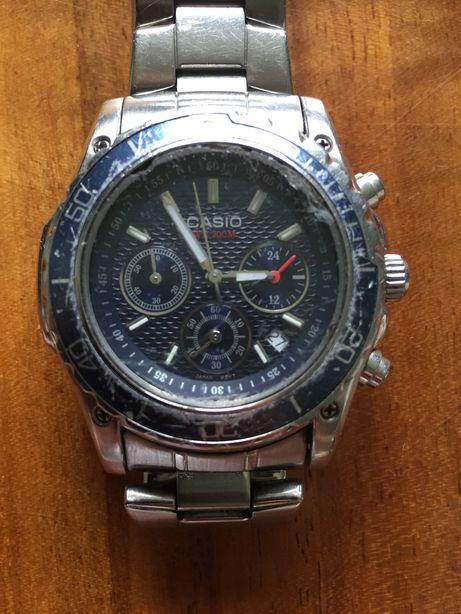 Zegarek męski Casio MTD-1056D
