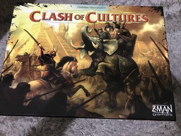 Gra Planszowa Clash of Culture PL jedyny taki egzemplarz