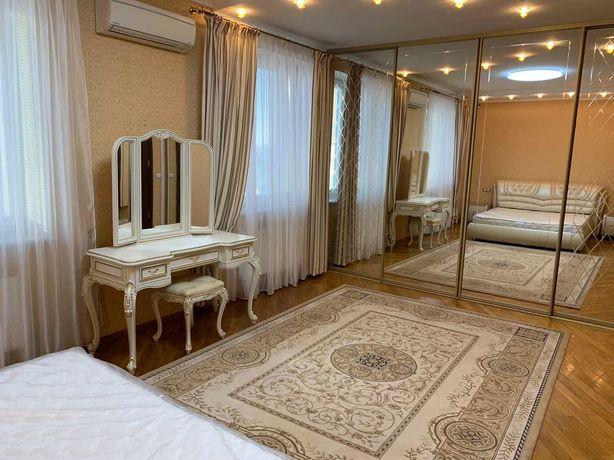 Шикарная 4к квартира с паркингом на 2 машины, Тверская,2. Собственник.