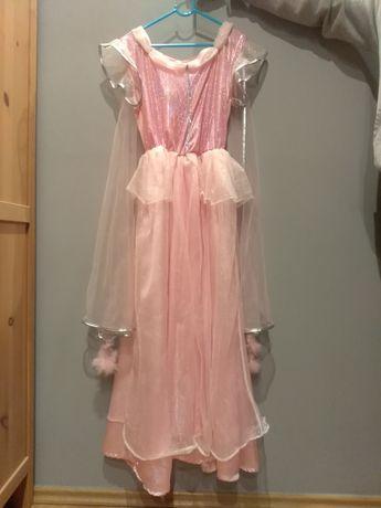 Suknia karnawałowa, strój balowy.
