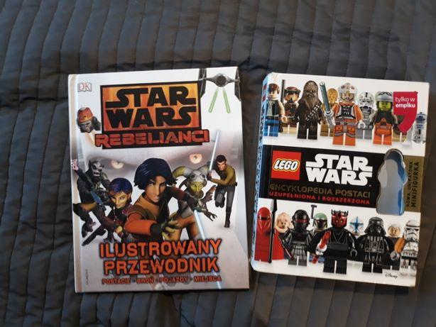 LEGO Star Wars Encyklopedia Postaci uzupełniona i rozszerzona + gratis