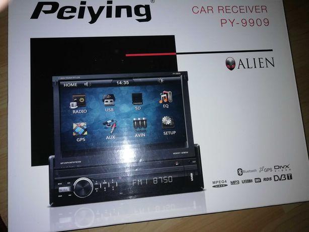 Radio samochodowe peiying dvd telewizja usb