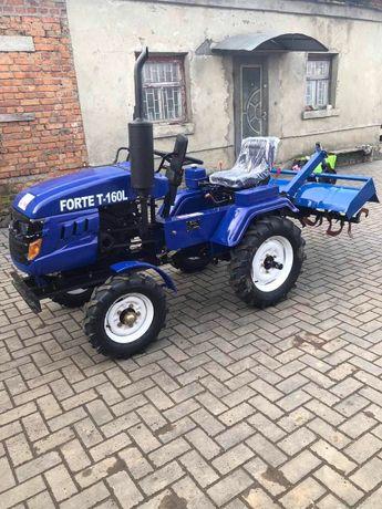 Мото трактор Forte MT-161 Lux NEW