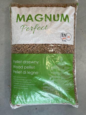 Pellet drzewny Magnum Perfect workowany