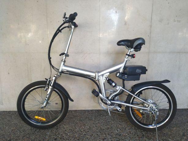Bicicleta elétrica Locomotion