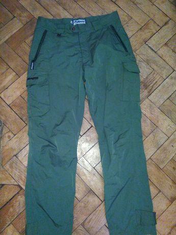 Spodnie Bergans of Norvay zielone
