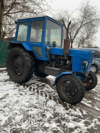 Продам МТЗ 80 Білорус 1989