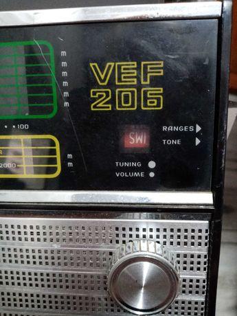 Sprzedam Radio VEF 206
