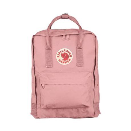 Рюкзак Fjallraven Kanken 16л портфель пудровый-розовый канкен женский