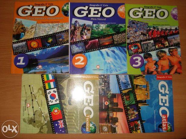 Livro Geografia 3º Ciclo
