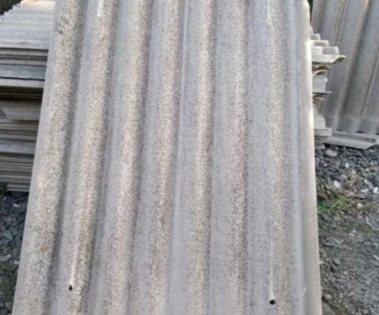 Шифер 8 волновой бу
