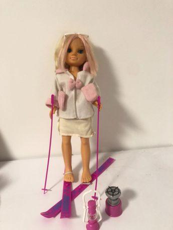 Boneca Nancy do gelo