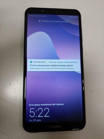 Huawei y7 prime zablokowany