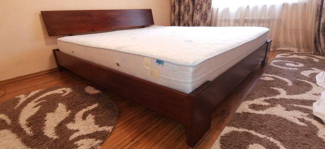 Ліжко з матрацом (180×200)