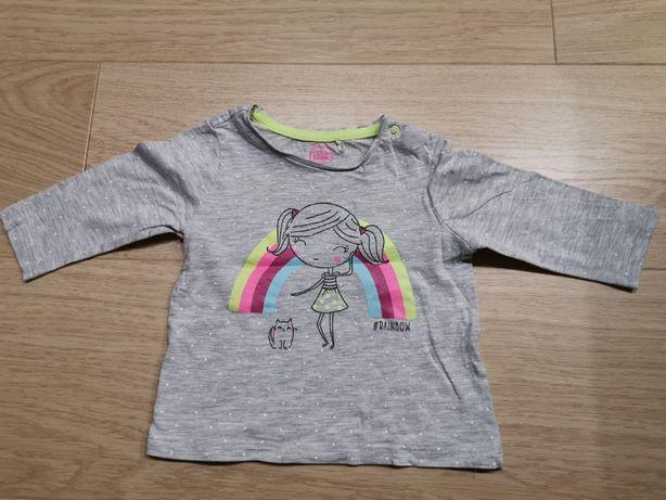 spodnie + bluzka dla dziewczynki Cool Club SMYK 68 cm