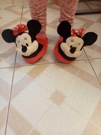 Kapcie Mickey Minnie