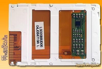 дисплей от Siemens S65 ls020