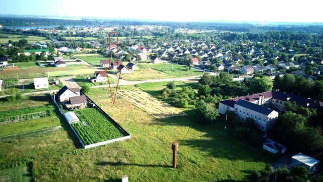 Продаж земельної ділянки під житлову забудову в с.Олександрія