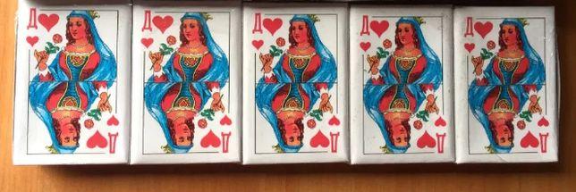 карты игральные 36 шт.