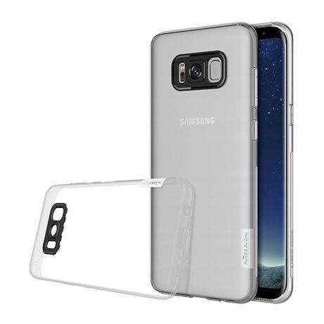 Etui Case Nillkin Nature żelowe ultra slim do Samsung Galaxy S8 G950F