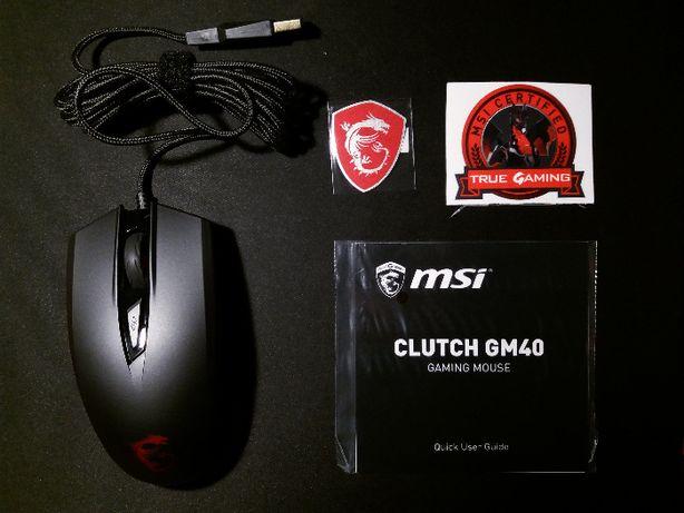 Myszka komputerowa MSI