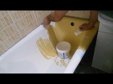Реставрація ванн акрилом з Гарантією