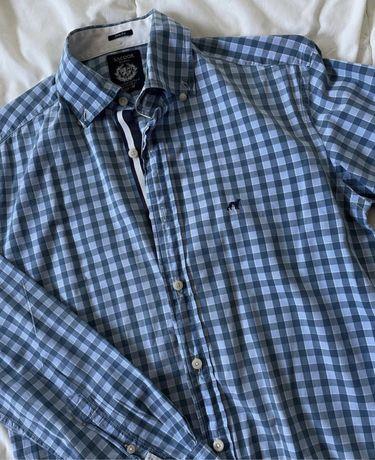 Camisa sacoor xadrez