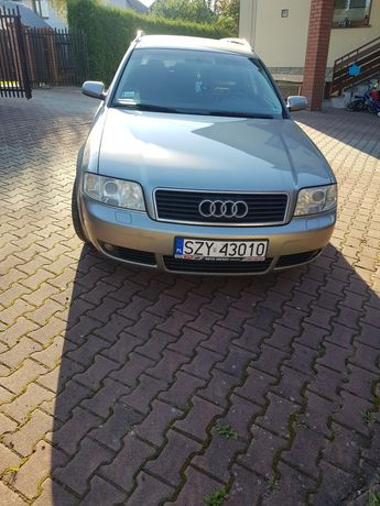 Audi A6C5 1.9.tdi