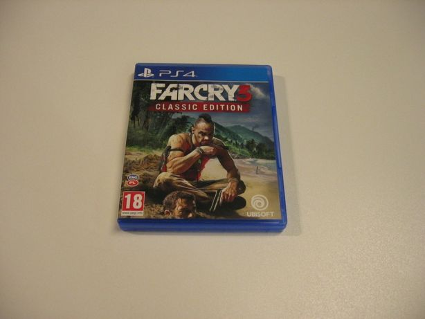 Farcry 3 Classic Edition Far Cry 3 PL - GRA Ps4 - Opole 1490