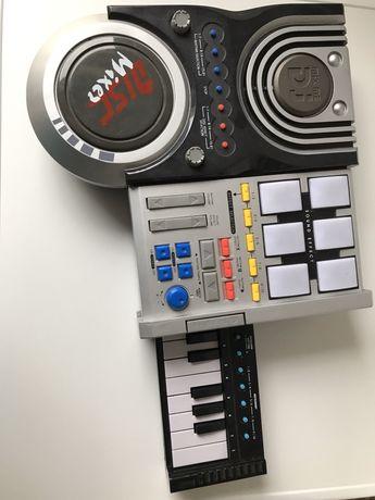 Disc mixer musical zabawka