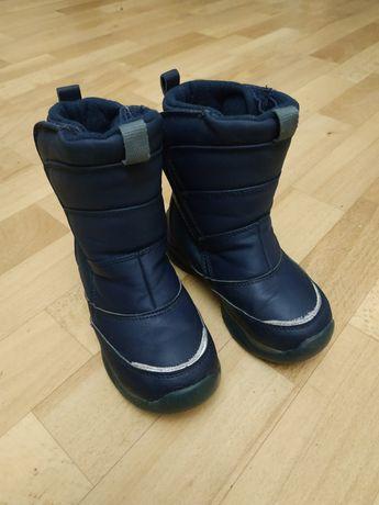 Зимні чобітки, розмір 27