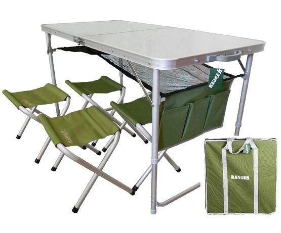 Набор мебели Ranger стол ТА-21407+ 4 стула FS21124