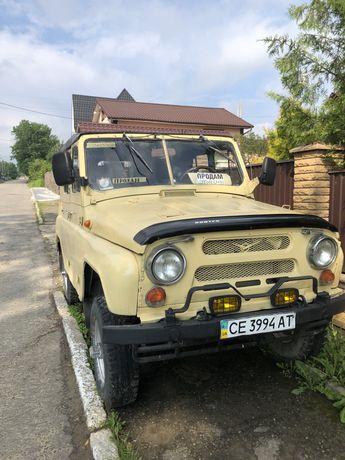 внедорожник УАЗ 31512 1990 года выпуска