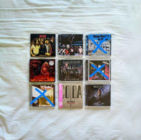 CDs Heavy Metal & Hard Rock