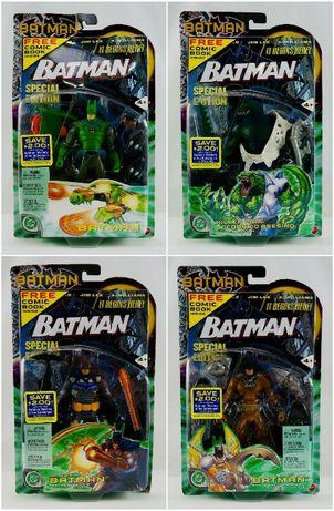 Batman Mattel Toy Figure Hush Comic Book Special Edition