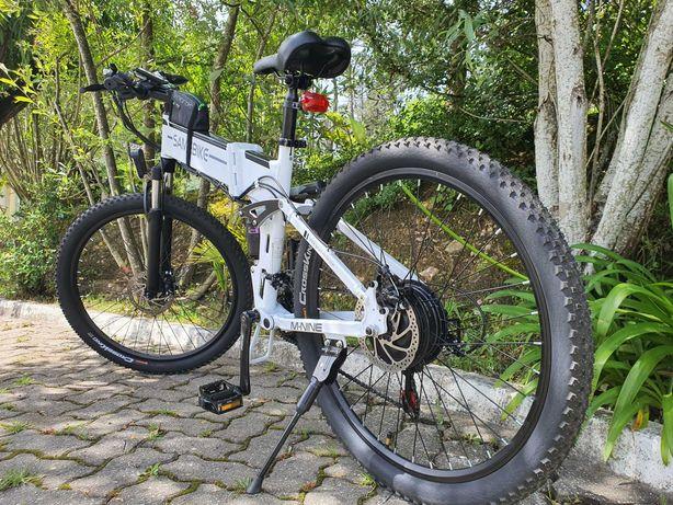Vendo Bicicleta eletrica Nova 35kms h e-bike não precisa de pedalar