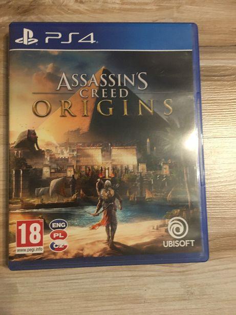 Assasin's Creed Origins PL na PS4 i PS5