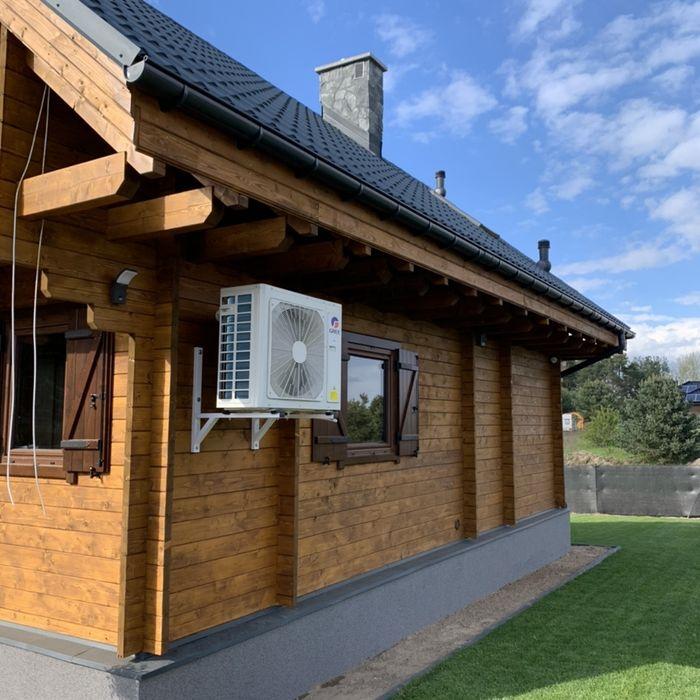 ogrzewanie na pompie ciepła z funkcją chłodzenia Szczecin - image 1