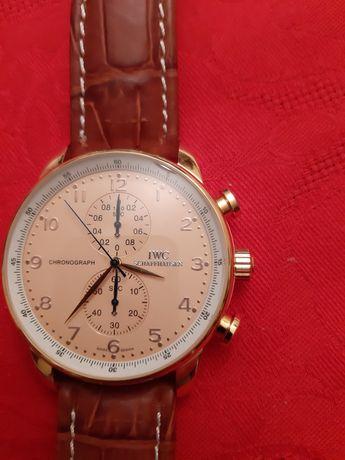 Zegarek IWC duża linnia