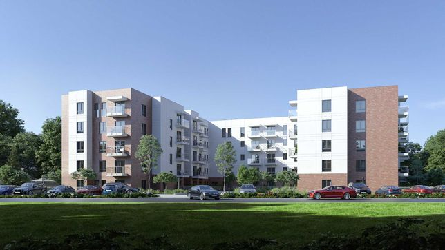 Nowe mieszkanie 62,11 m2 w centrum Sochaczewa Osiedle Niemcewicza