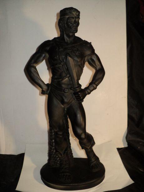 статуэтка гладиатор, высота 45см, из Англии